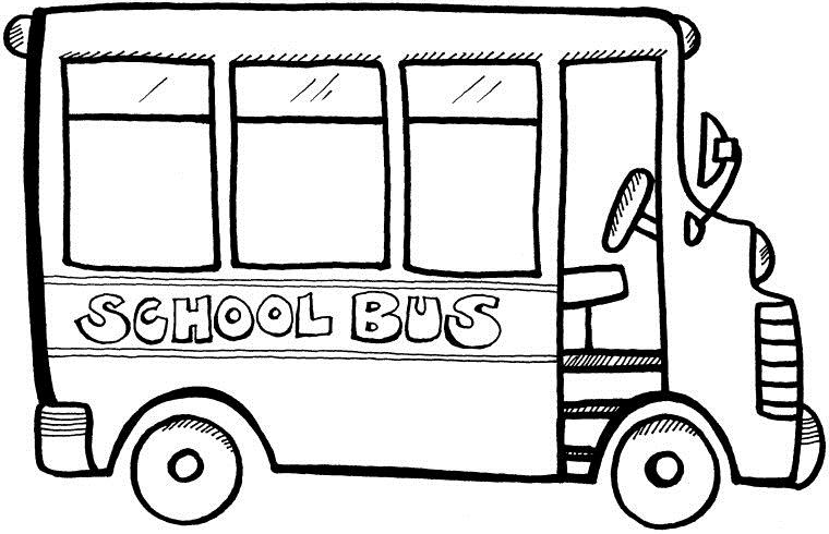 760x490 Holiday Coloring Pages » Magic School Bus Coloring Pages