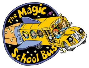 288x220 Magic School Bus Clipart