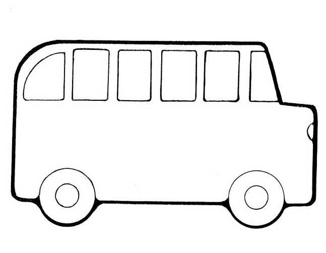 647x502 Printable School Bus Coloring Page For Free