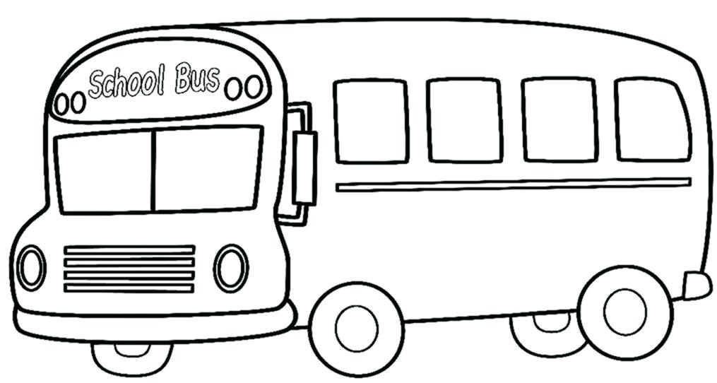 1015x542 School Bus Coloring Page Pages The Day Of Net – vonsurroquen.me