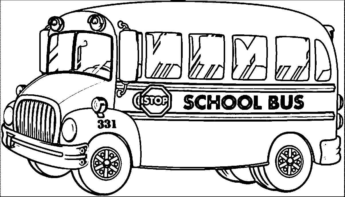 1203x687 School Bus Coloring Pages. Coloring Pages School Bus Tags School