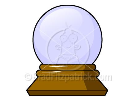 432x324 Cartoon Crystal Ball Clip Art Crystal Ball Graphics Clipart