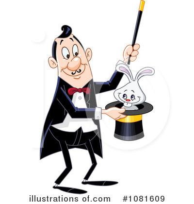 400x420 Magician Clipart