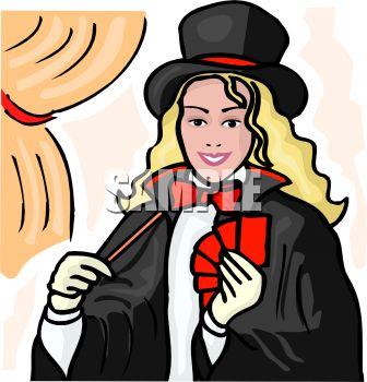 336x350 Female Magician