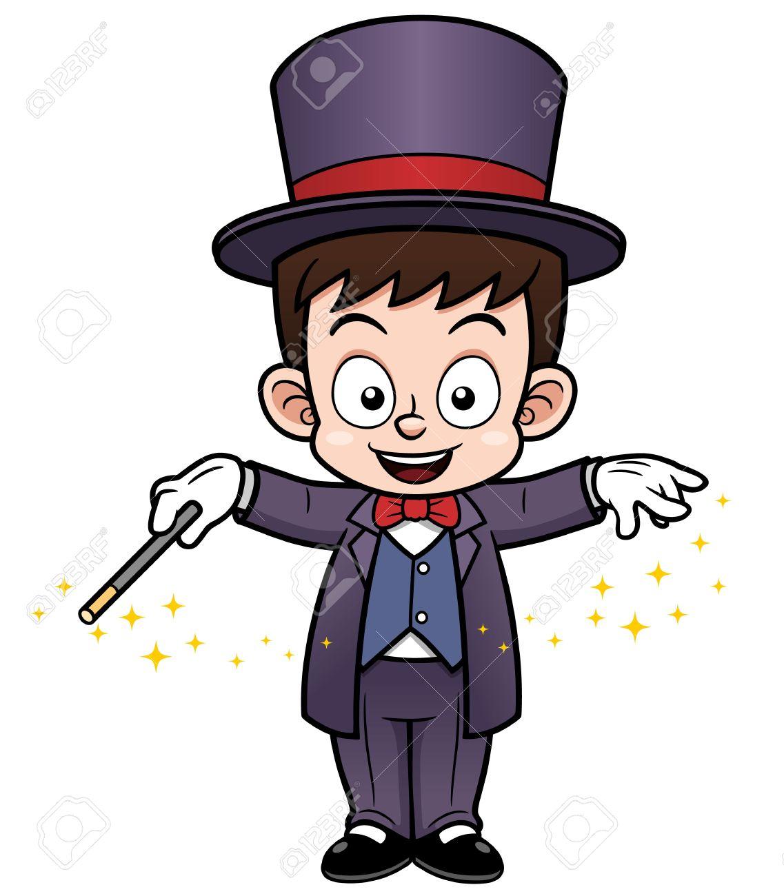 1137x1300 Magician Clipart Cartoon Person