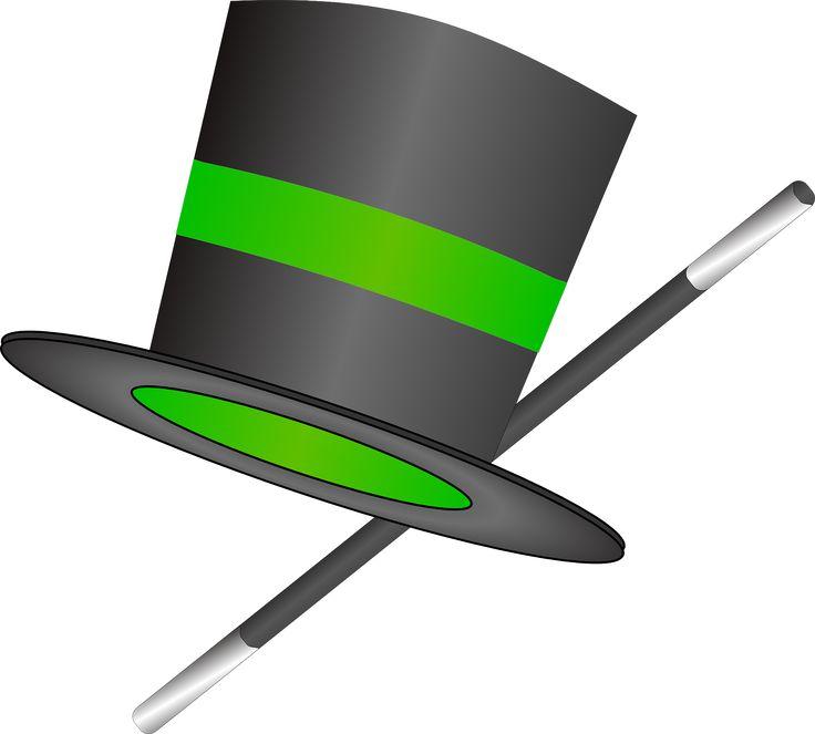 Magician Hat Clipart