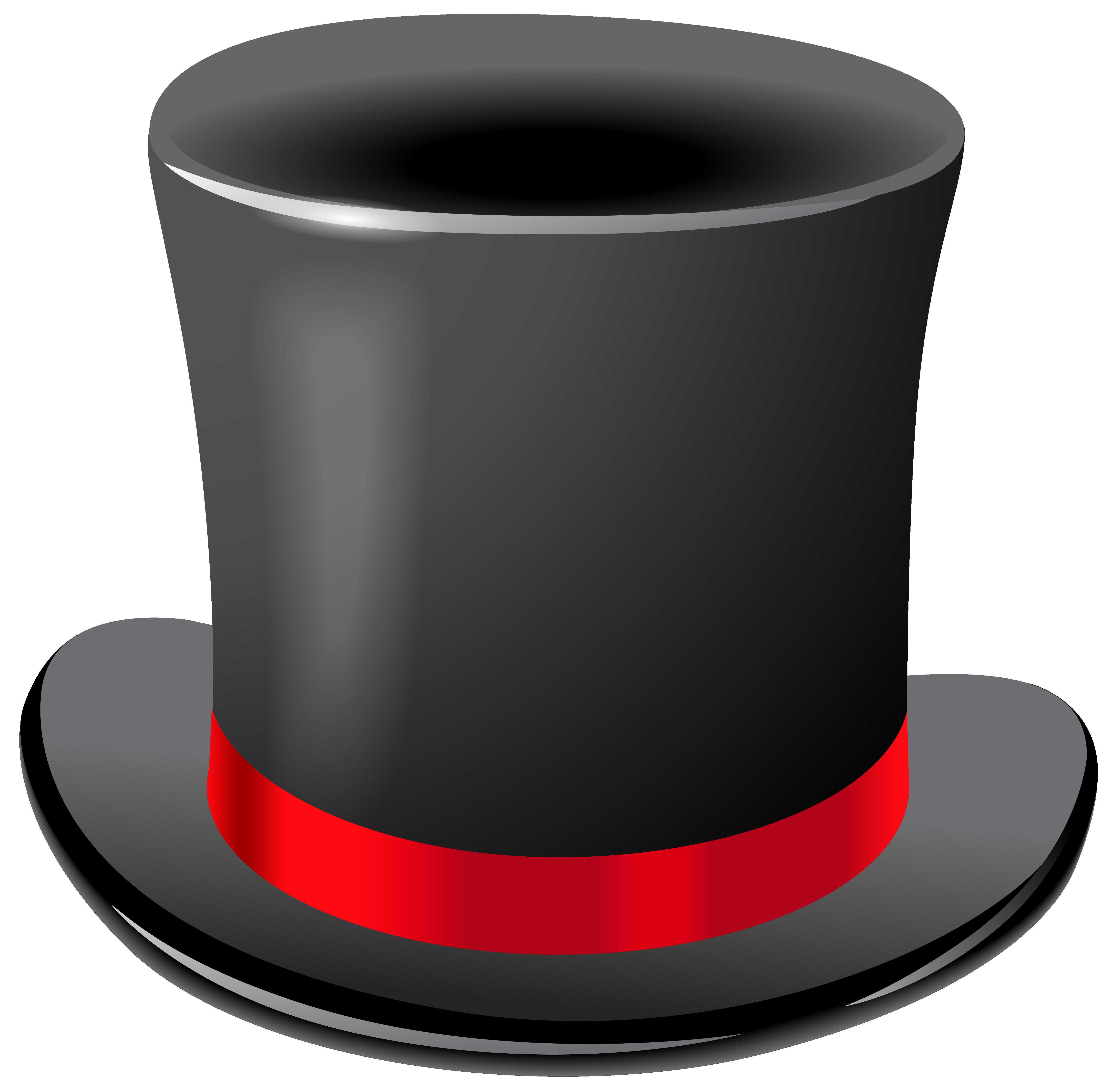 5463x5344 Drawn Top Hat Transparent