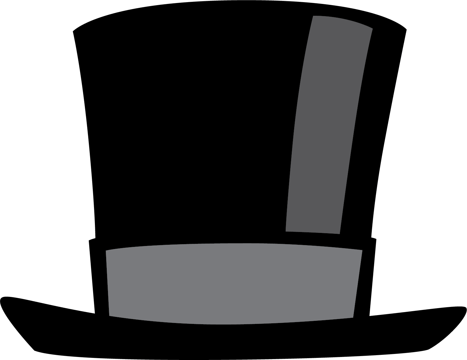 1540x1187 Hat Clipart Black And White Free Clipart Images
