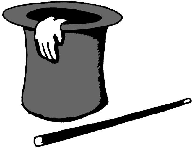650x503 Magician Clipart Animated