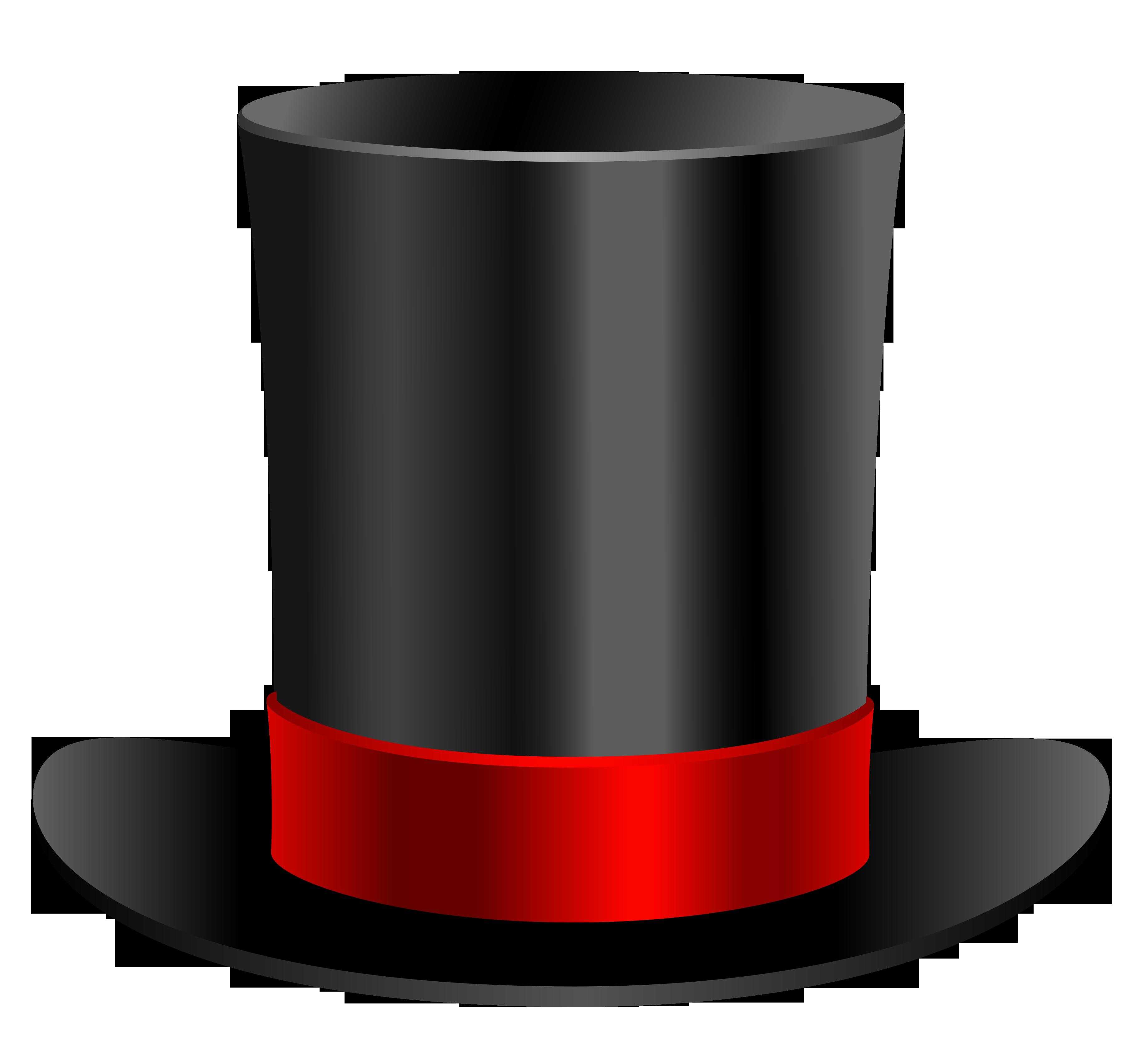 3653x3410 Magician Clipart Top Hat
