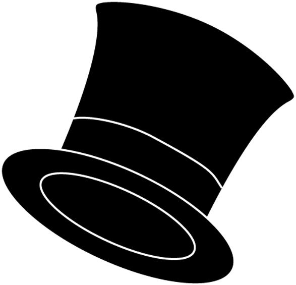 587x565 Top Hat Clip Art