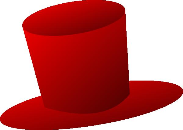 600x426 Top Hat Clip Art