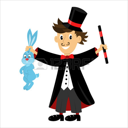 450x450 Magician Royalty Free Cliparts, Vectors, And Stock Illustration