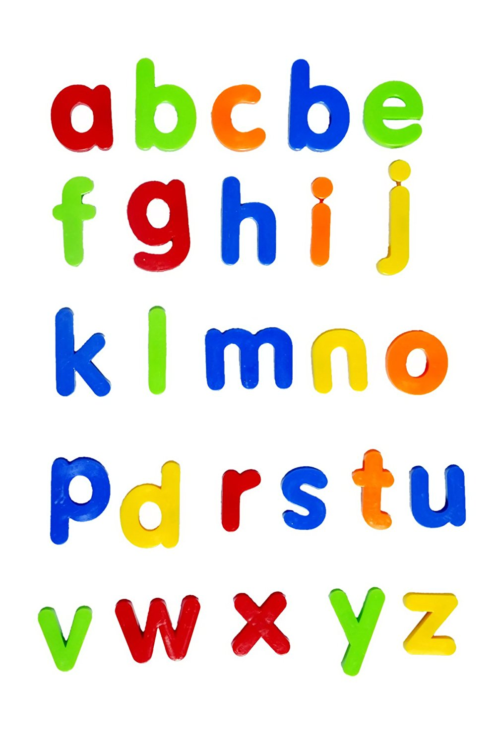 1000x1500 Buy Toyshine Magnetic Learning Alphabets (Capital And Small