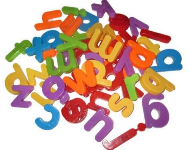 638x504 26x Magnetic Letters Childrens Kids Alphabet Magnets In Lower Case