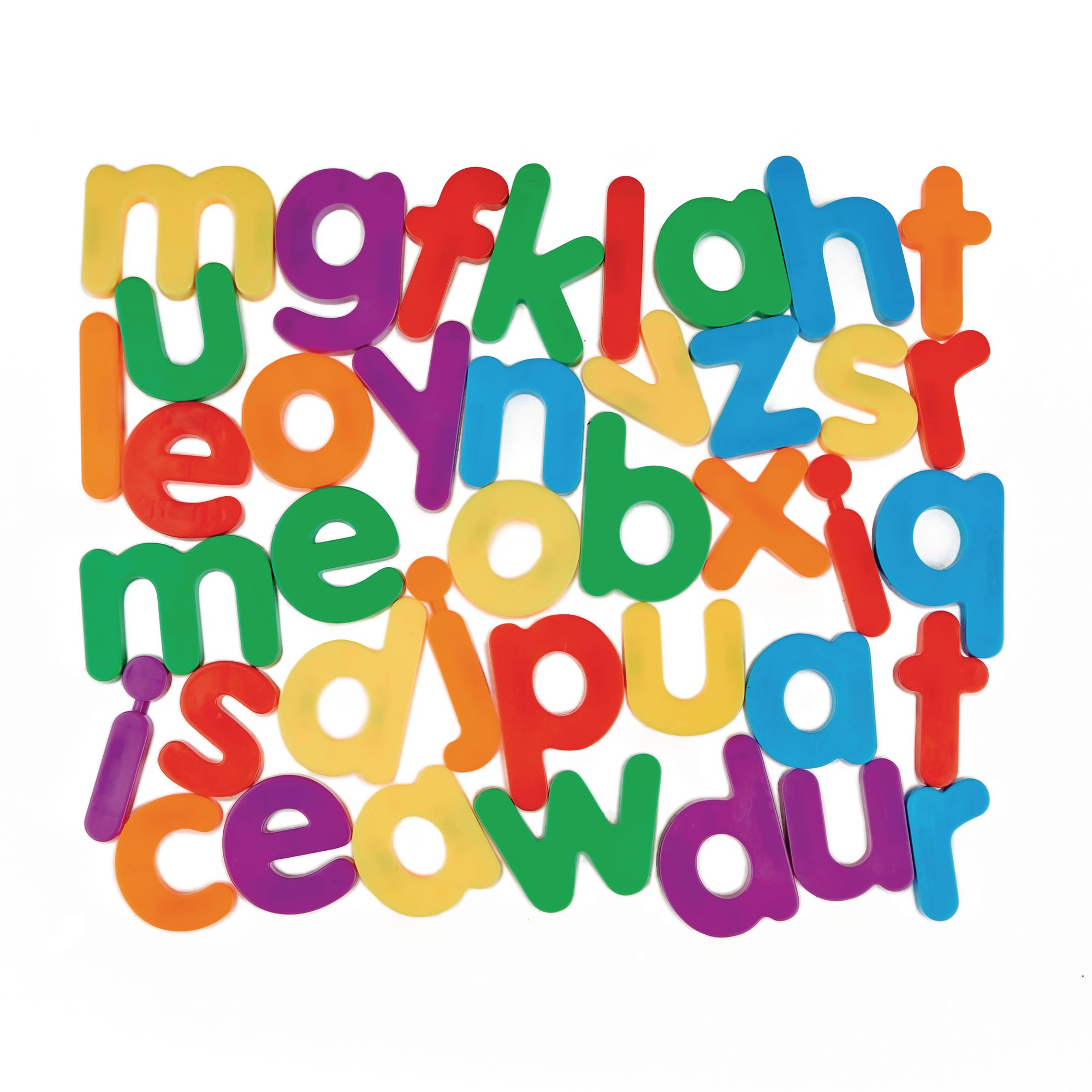2000x2000 Lowercase Magnetic Letters