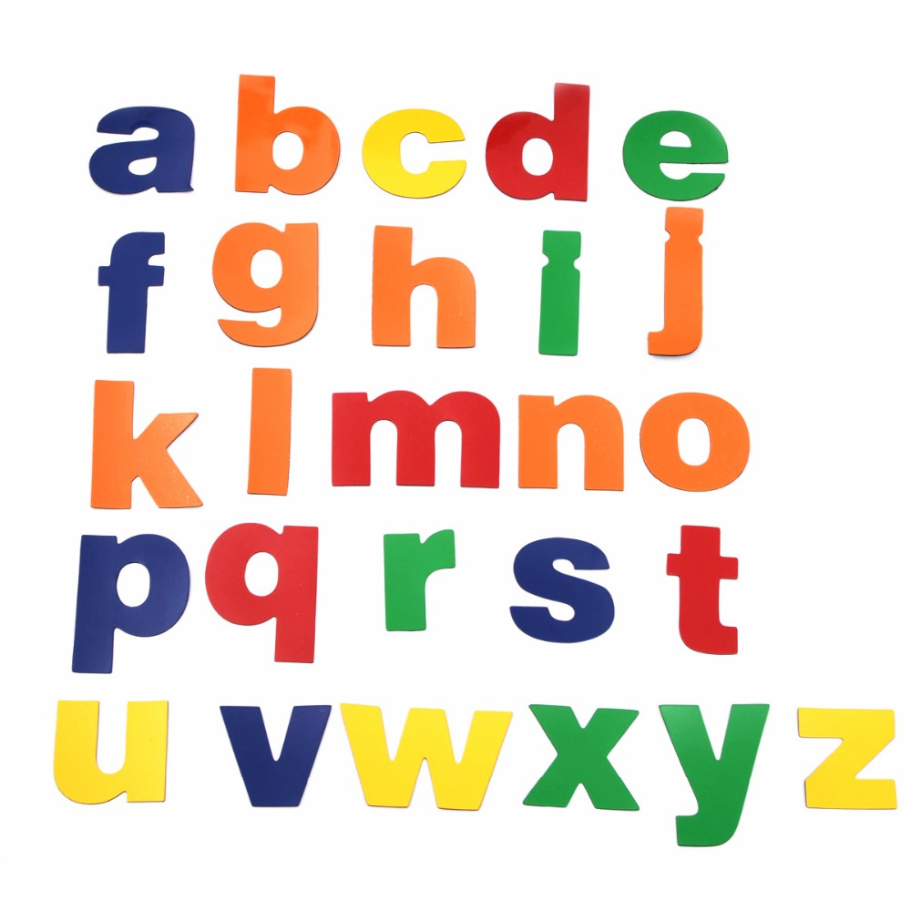 1000x1000 Xideyi Magnetic Letters Amp Words Lowercase Alphabet Magnets Of 26