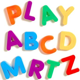 342x342 Giant Magnetic Letters