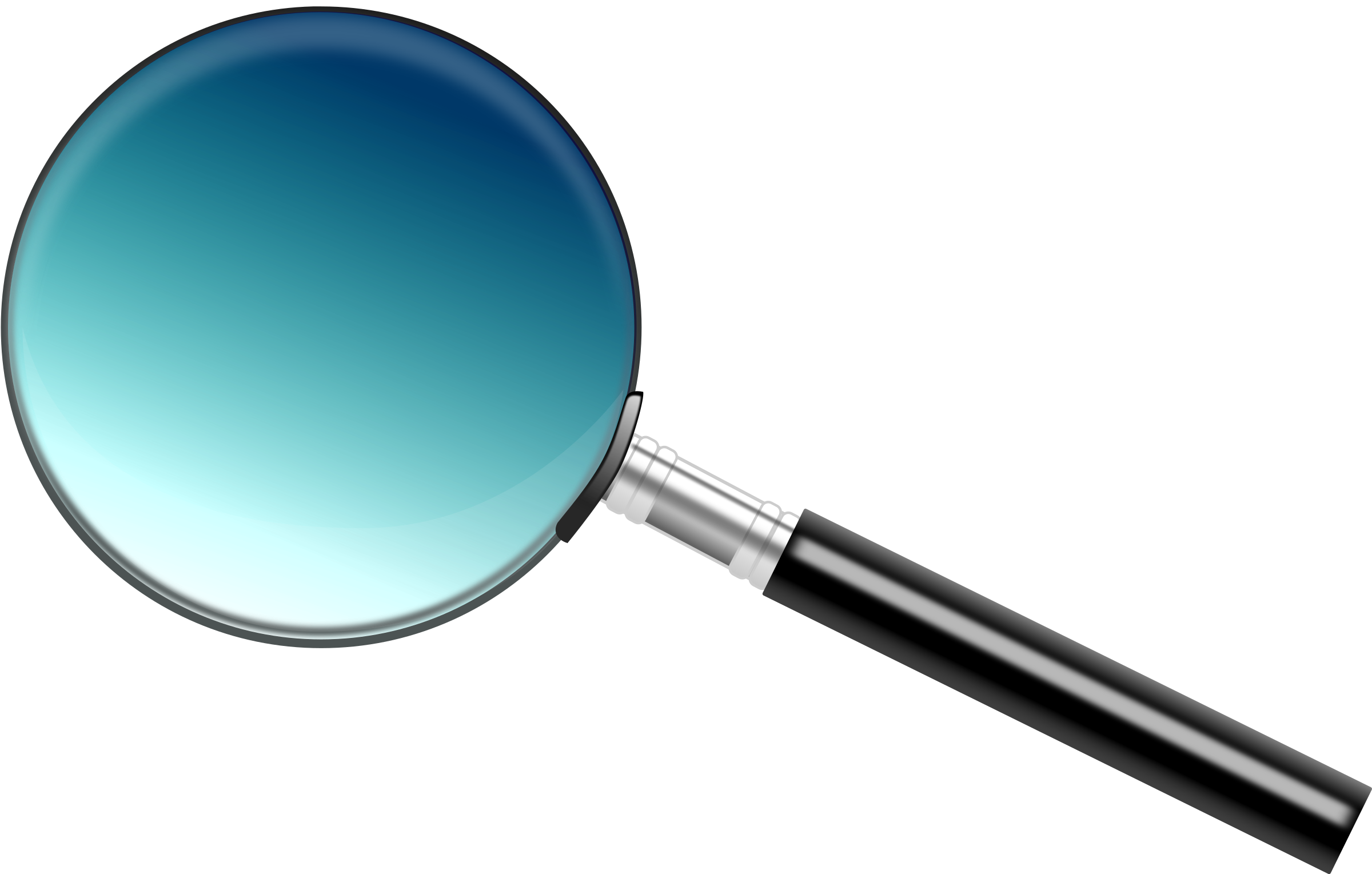 2400x1529 Lens Clipart Magnifying Glass