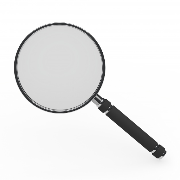 626x626 Magnifying Glass Photo Free Download