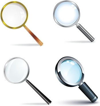 349x368 Magnifying Glass Free Vector Download (2,250 Free Vector)