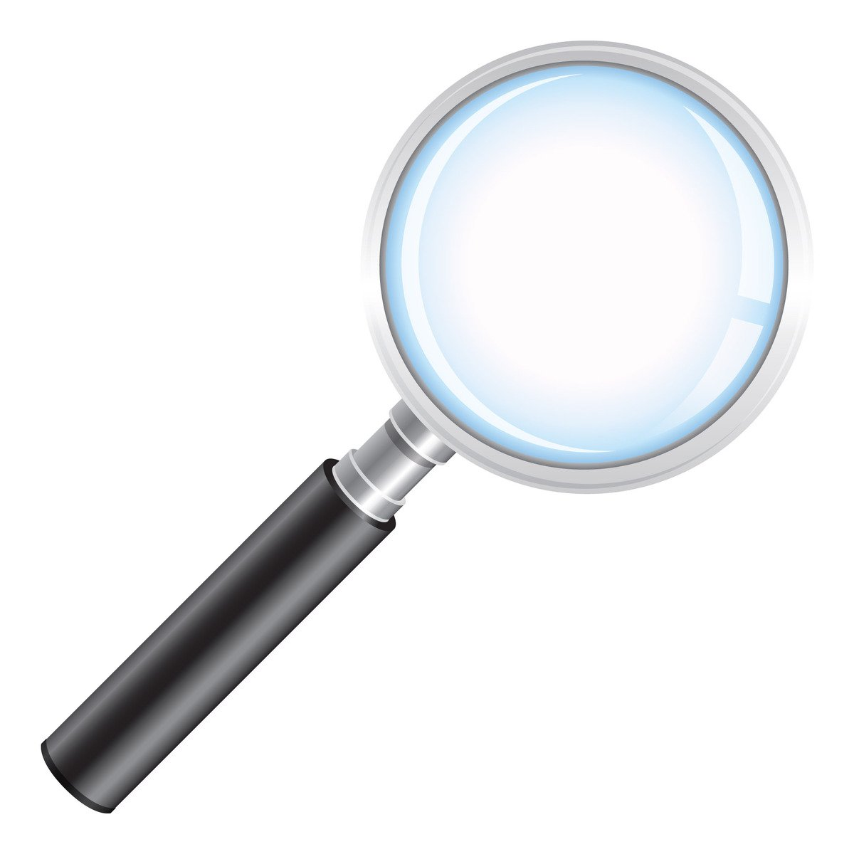 1200x1200 Free Magnifying Glass Stock Photo