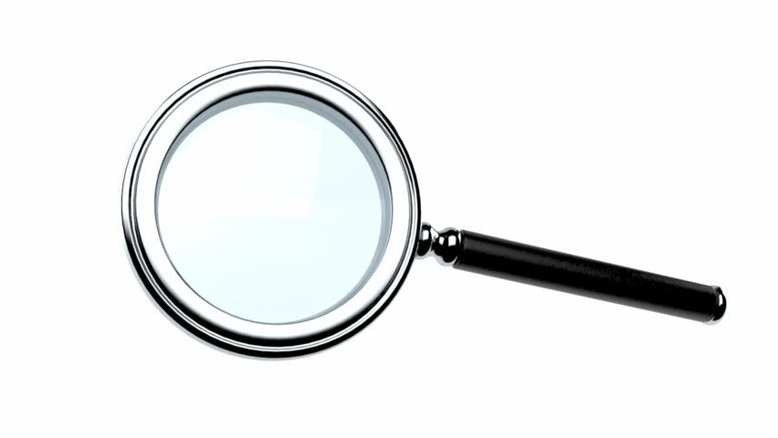 852x480 Magnifying Glass Stock Footage Video Shutterstock