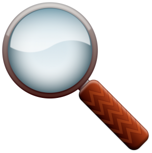 298x300 Best Magnifying Glass Clipart