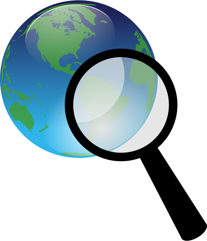687x800 Magnifying Glass Clipart Earth And Magnify Glass Clipart Clipart