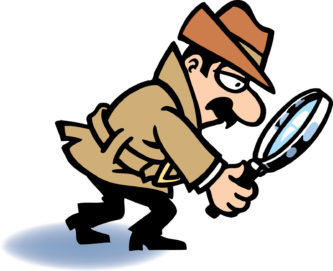 333x271 Black Magnifying Glass Clipart Magnifying Glass Clipart