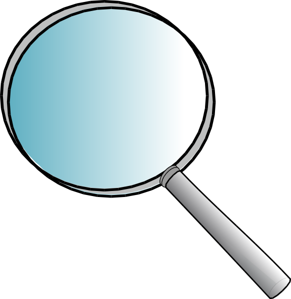 Magnifying Glass Clipart Free