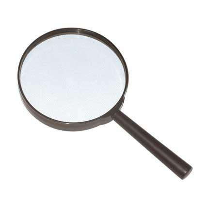 425x425 Detective Magnifying Glass Fancy Dress Accessories
