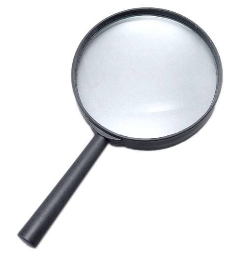 462x526 Detectives Magnifying Glass For Sherlock Holmes And P.i. Fancy Dress
