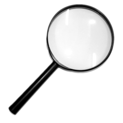 250x250 Magnifying Glass
