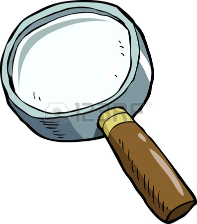 396x450 12,638 Magnifying Glass White Background Stock Illustrations