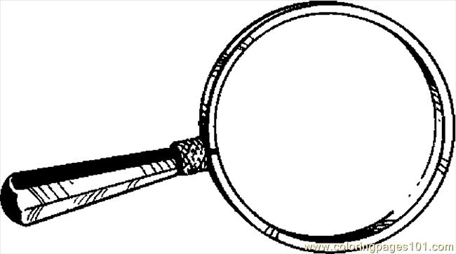650x362 Drawn Glasses Magnifying Glass