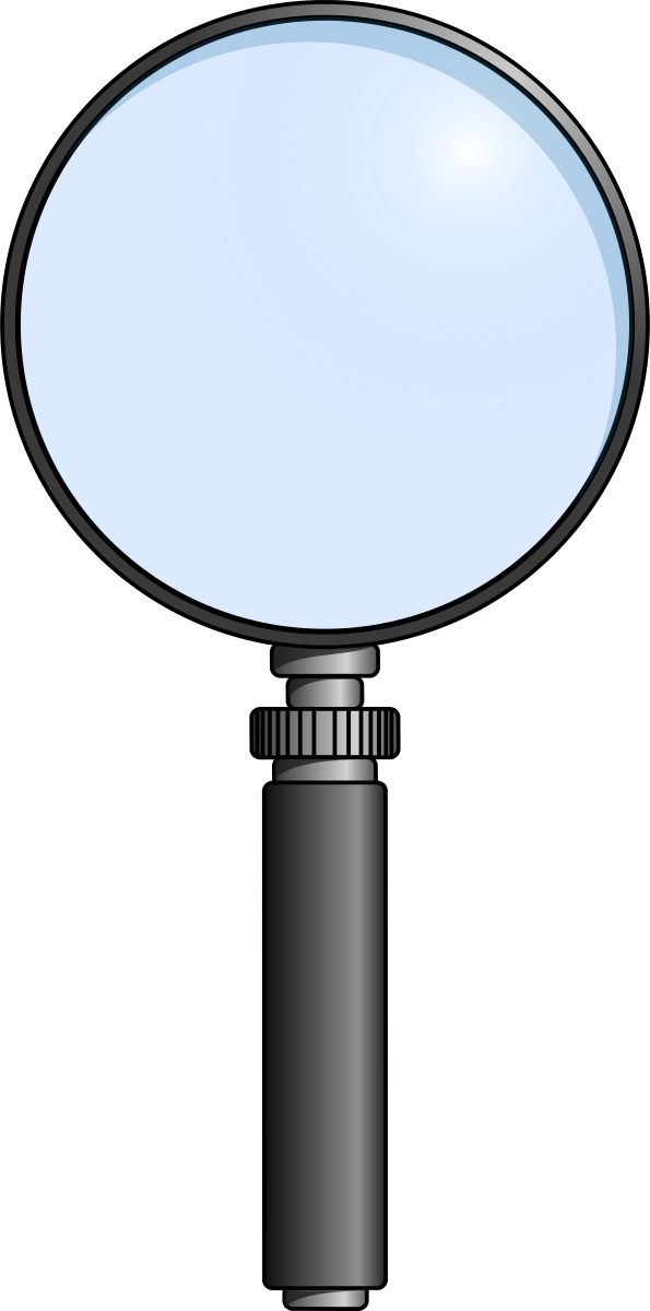 595x1200 Magnifying Glass Picture