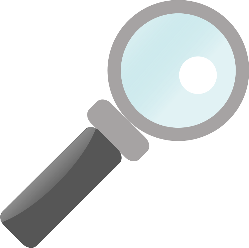 800x798 Search Magnifying Glass Icon