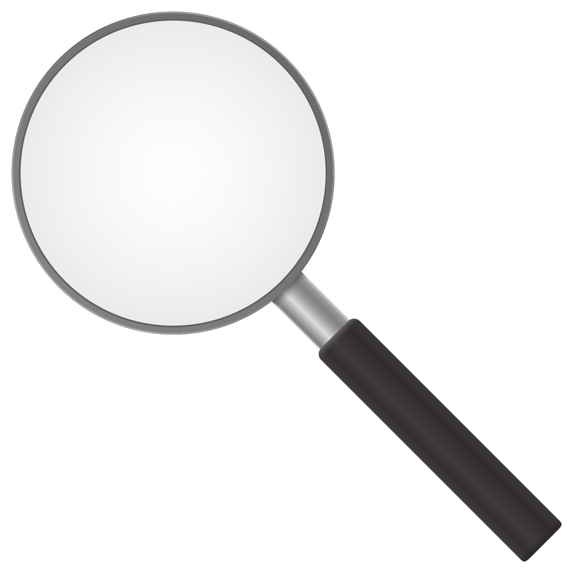 2000x2000 Magnifying Glass Png Transparent Image