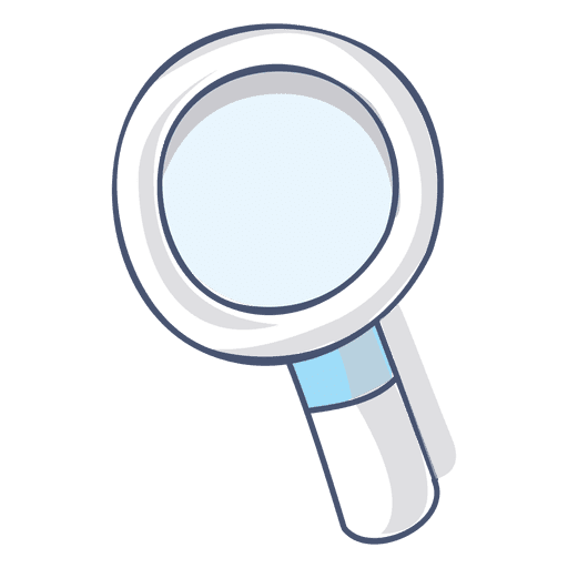 512x512 Magnifying Glass Simple Icon