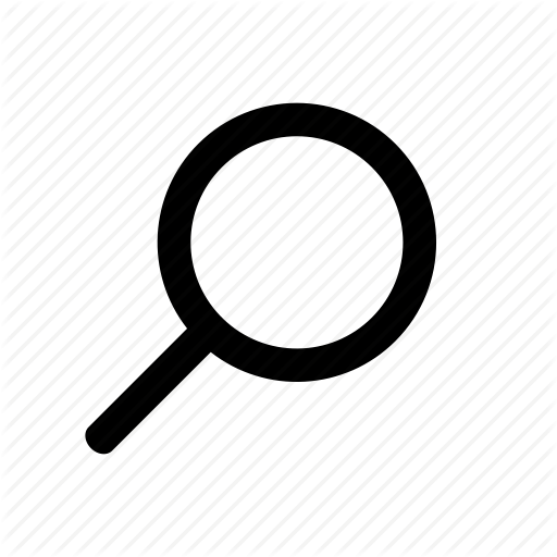 512x512 Find, Glass, Magnifying, Magnifying Glass, Search Icon Icon