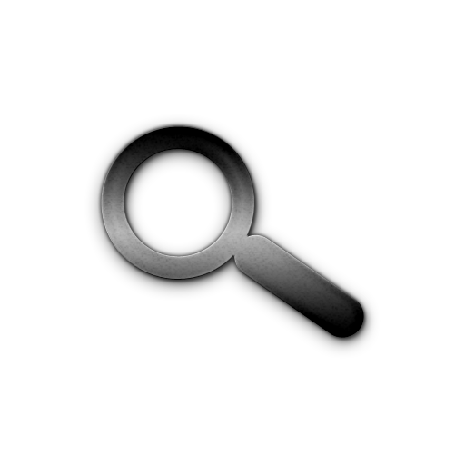 512x512 Magnifying Glass (Glasses) Icon