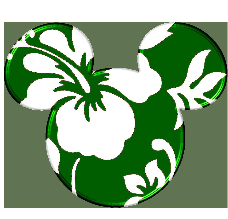 952x917 Hawaii Clipart Mickey