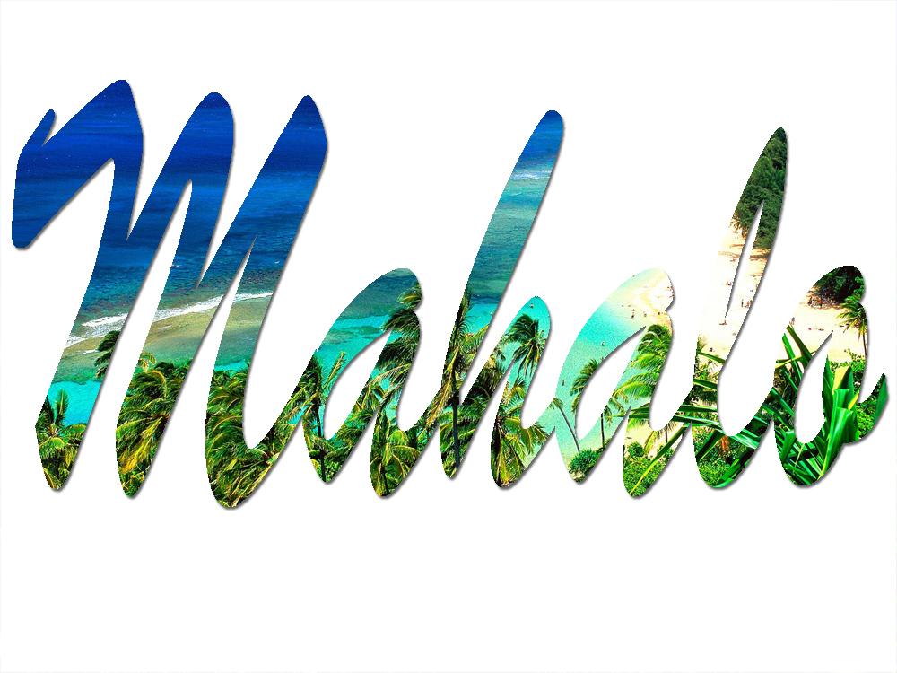 1000x750 Mahalo Clip Art Clipart Collection