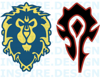340x270 World Of Warcraft Clipart
