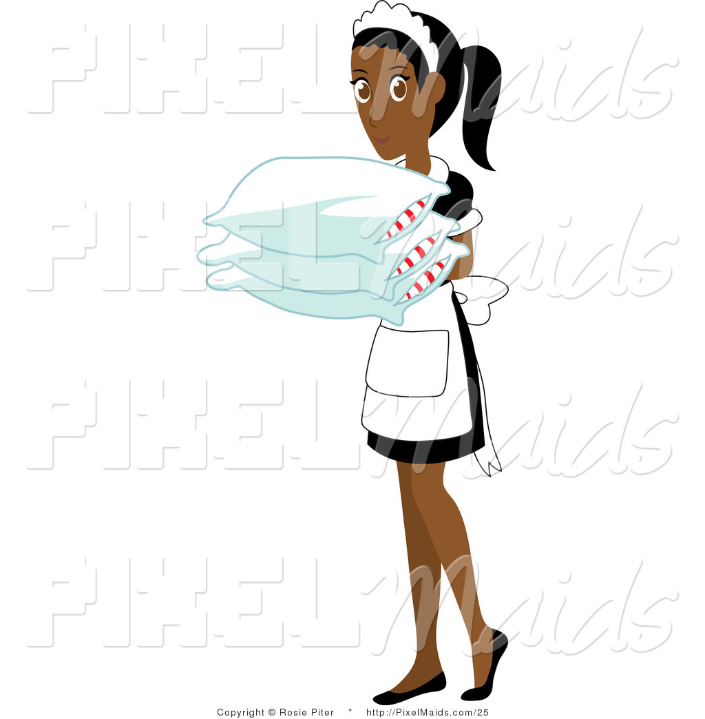 1024x1044 India Clipart Housekeeper