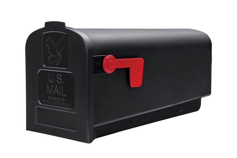 1000x667 Gibraltar Mailboxes Parsons Medium Capacity Rust Proof Plastic