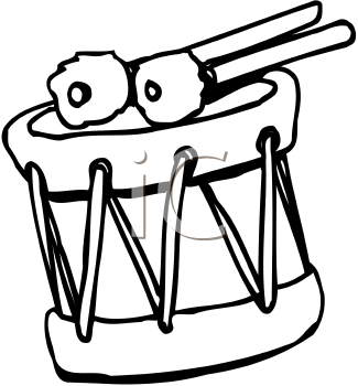 325x350 Royalty Free Drums Clip Art, Entertainment Clipart