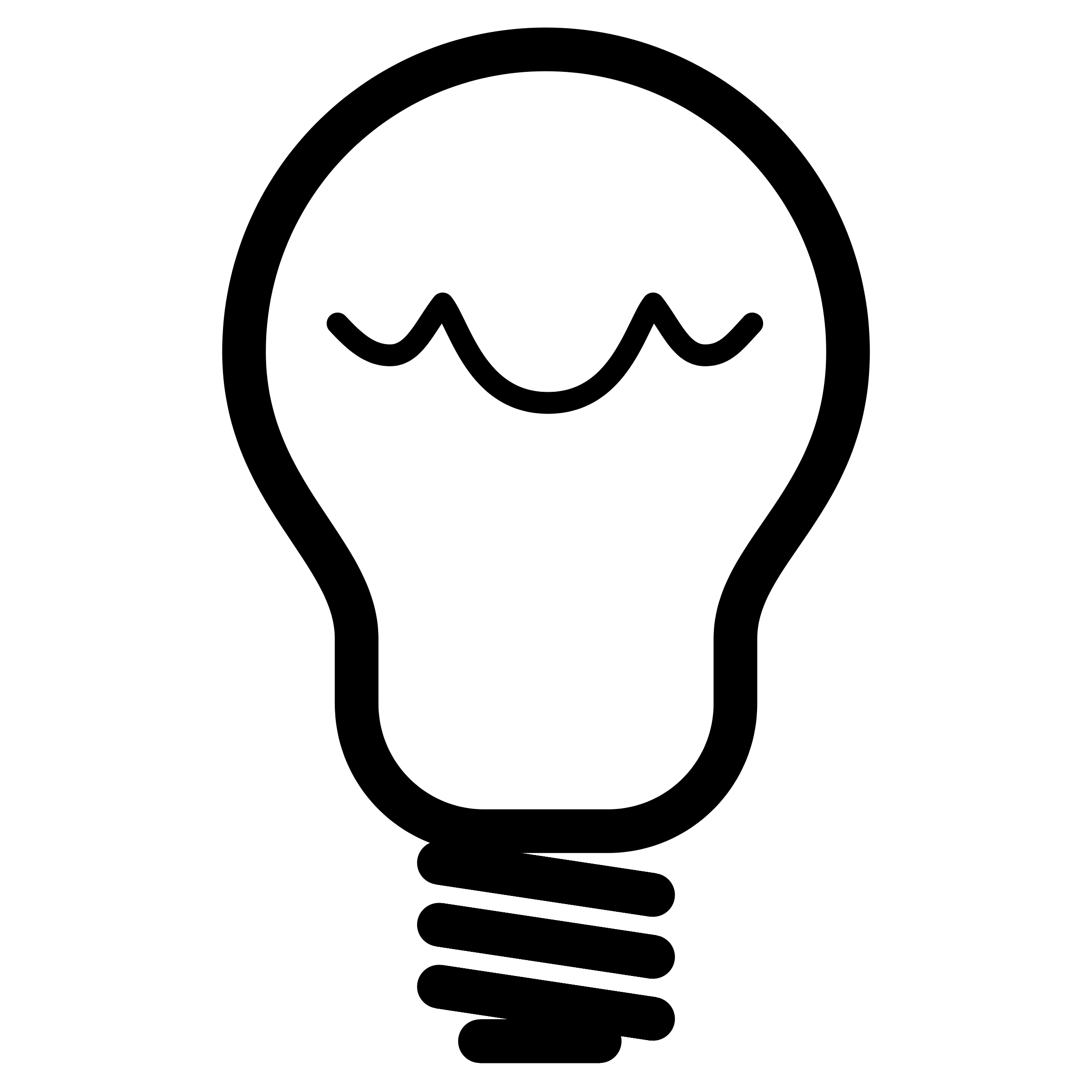 2400x2400 Bulb Clipart Main Idea