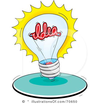 400x420 Light Bulb Clipart Main Idea